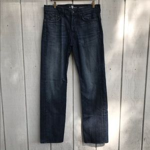 7 For All Man Kid MEN'S Jeans. Size 33